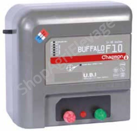 Poste de cloture BUFFALO FENCE F 10