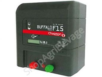 ELECTRIFICATEUR BUFFALO FENCE F 15