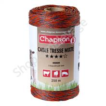 CABLE MIXTE TRESSE