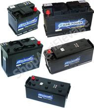 Batteries AGRI-POWER 12V Standard
